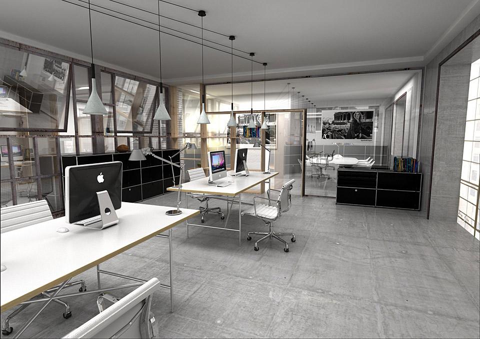 3D Visualisierung durch die Agentur TIEFENGRUND für AppelrathCüpper