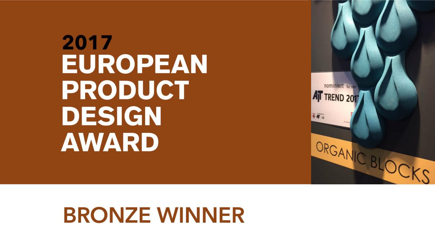 Produktdesign Gewinner
