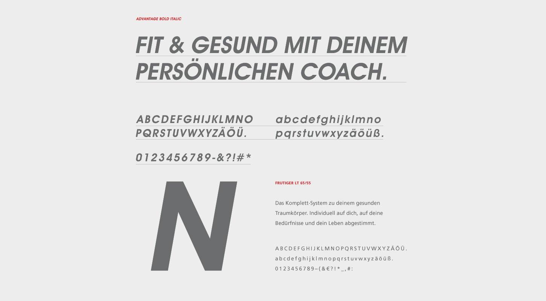 Nutrain Corporate Design