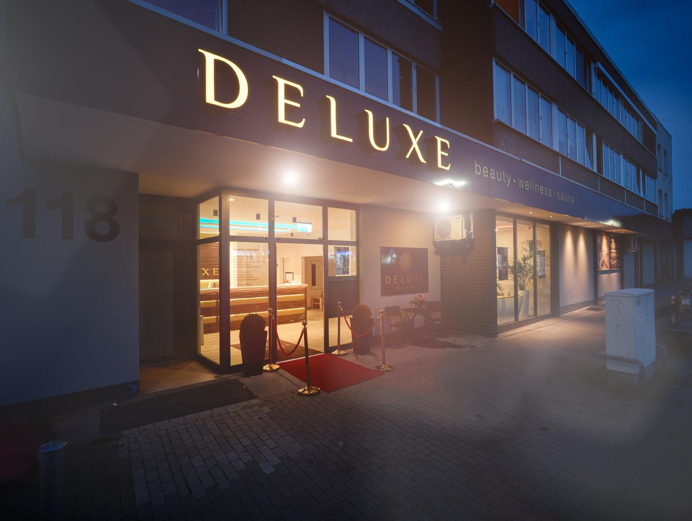 DELUXE Spa Center - Kunde der TIEFENGRUND. GmbH