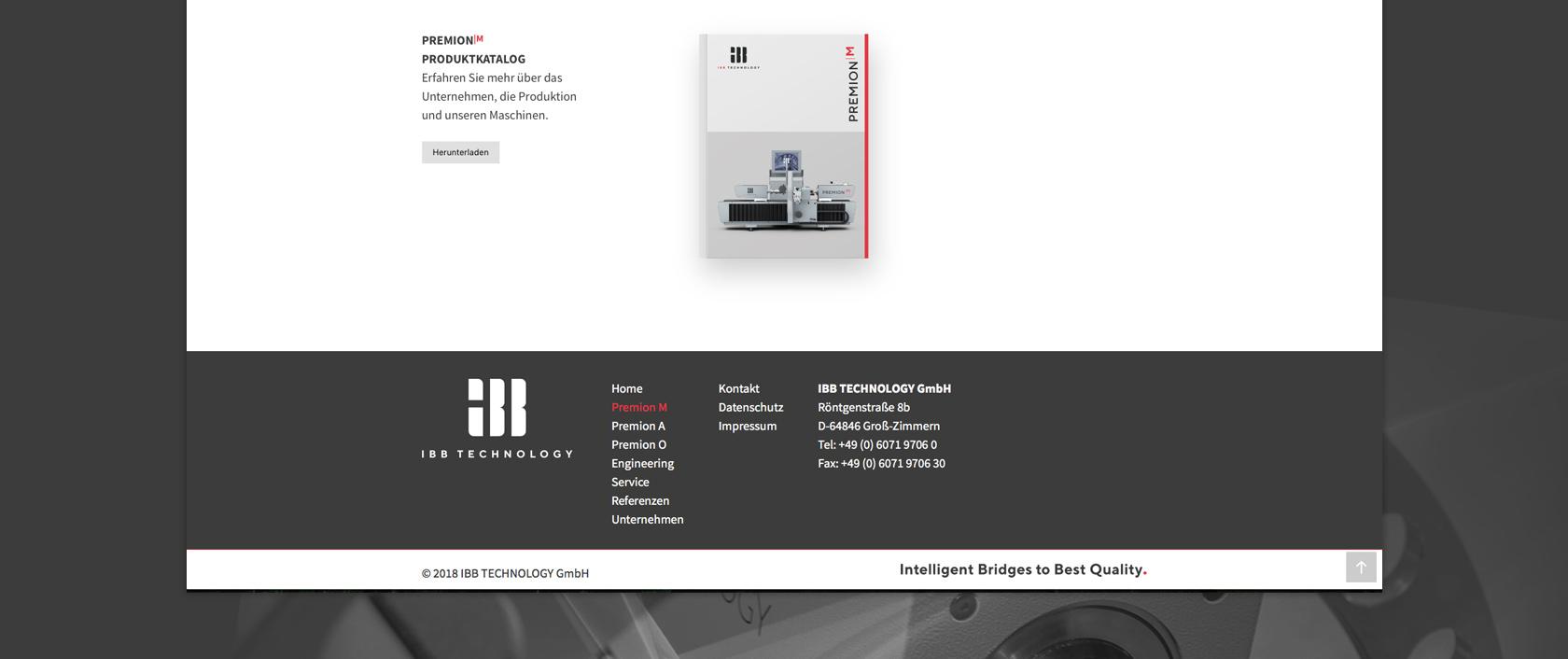Webdesign aus Dortmund von der TIEFENGRUND GmbH