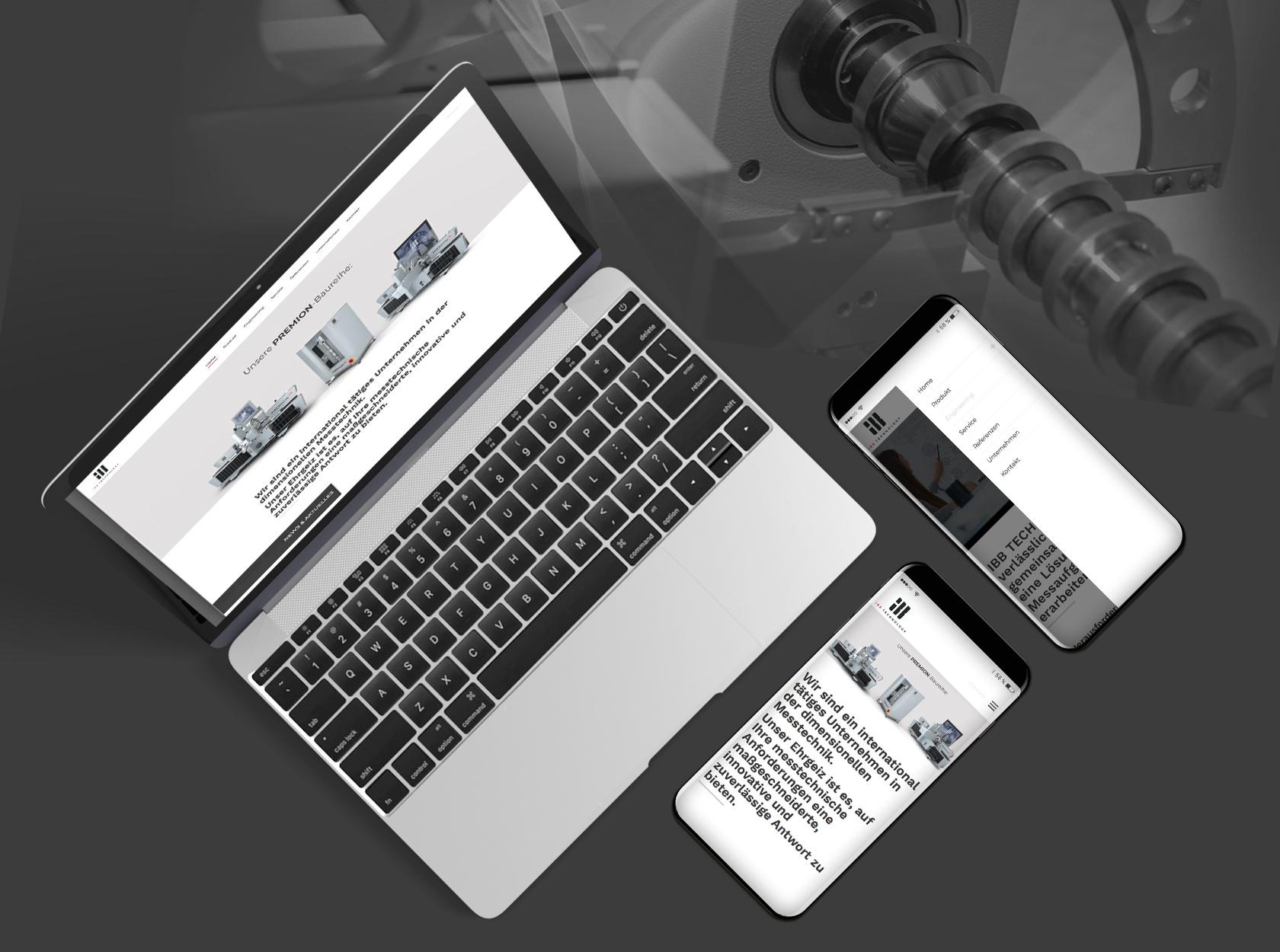 Website für das Smartphone optimiert – Werbeagentur in Dortmund