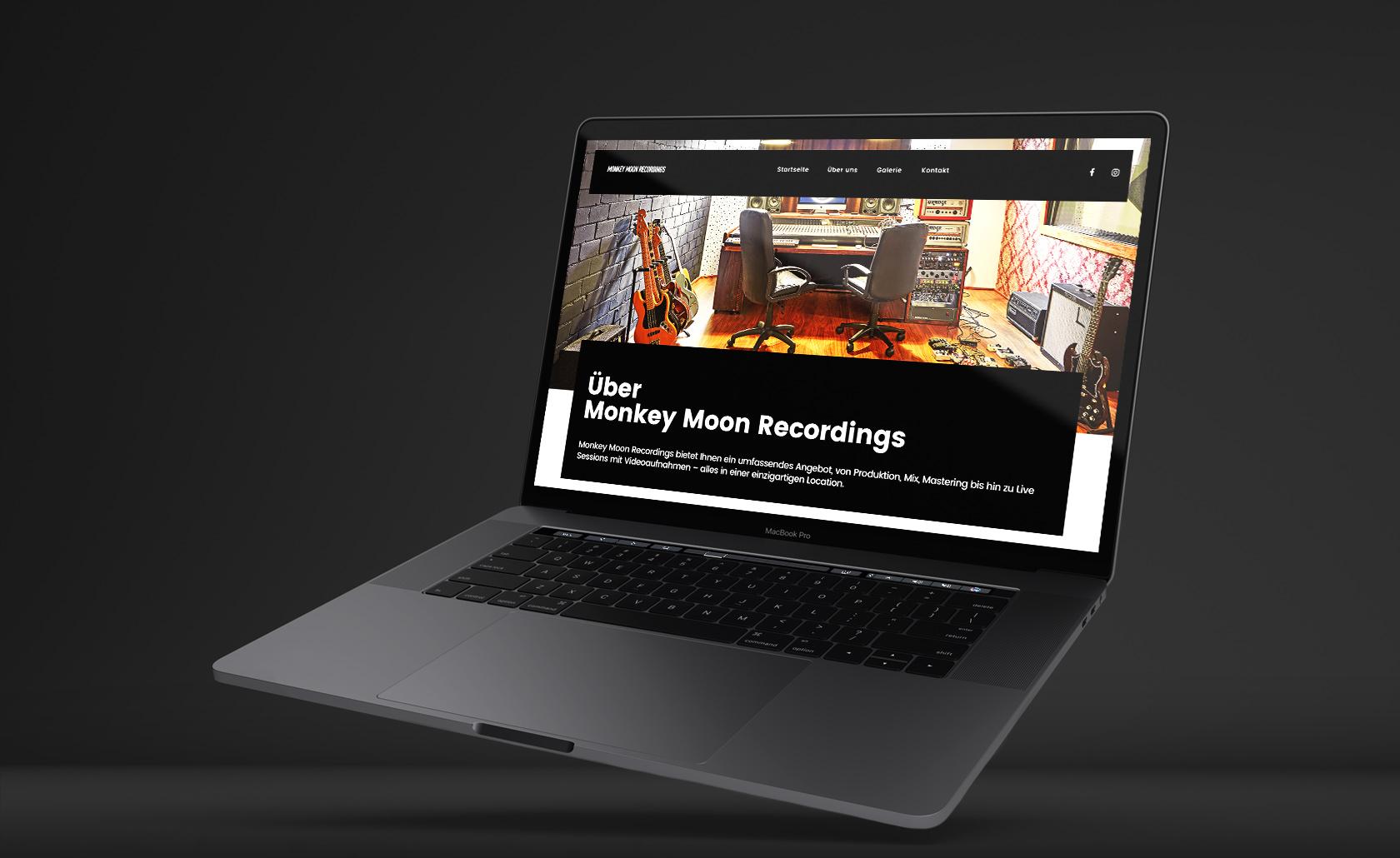 Monkey Moon Recordings - Kunde der TIEFENGRUND. GmbH